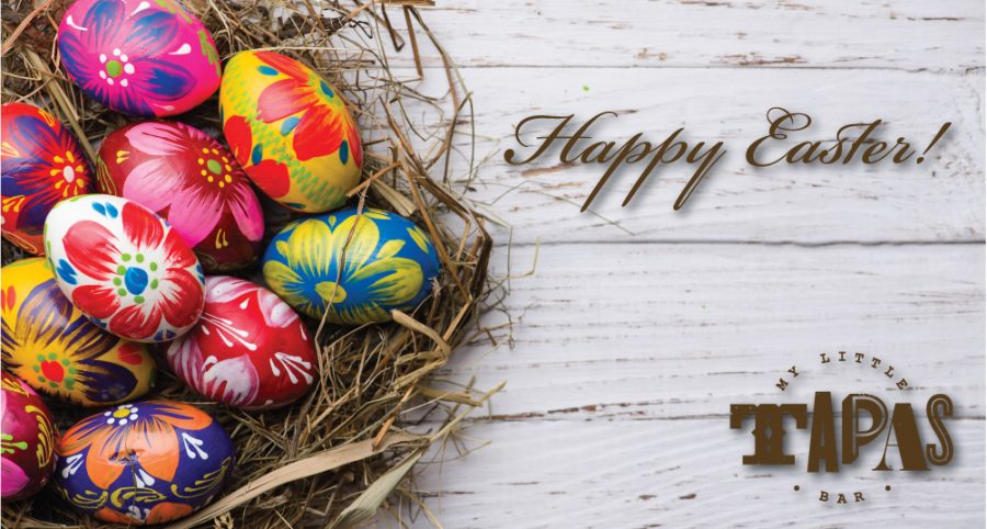 ¡Feliz Semana Santa & Happy Easter!